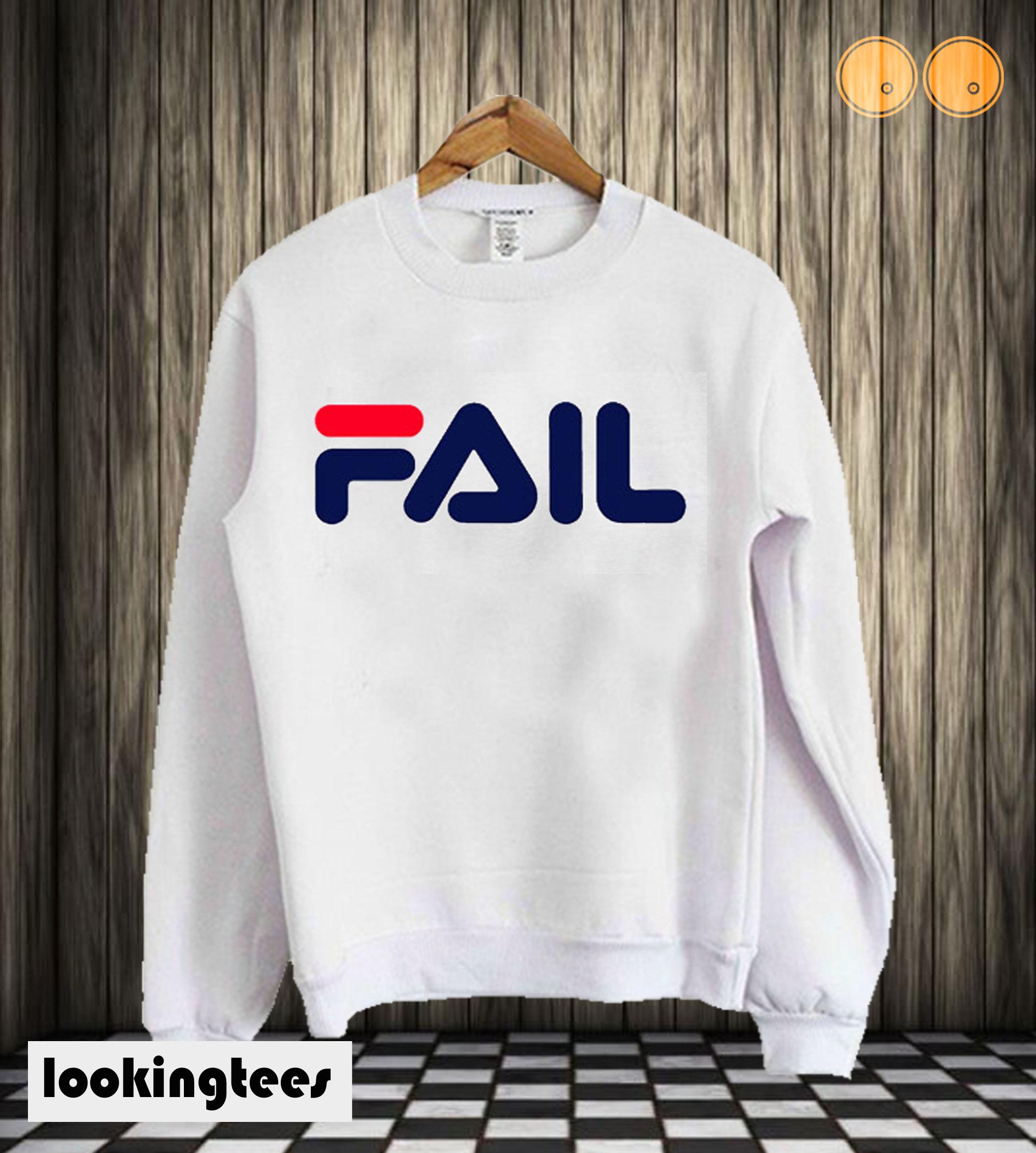 Fila Fail Sweatshirt