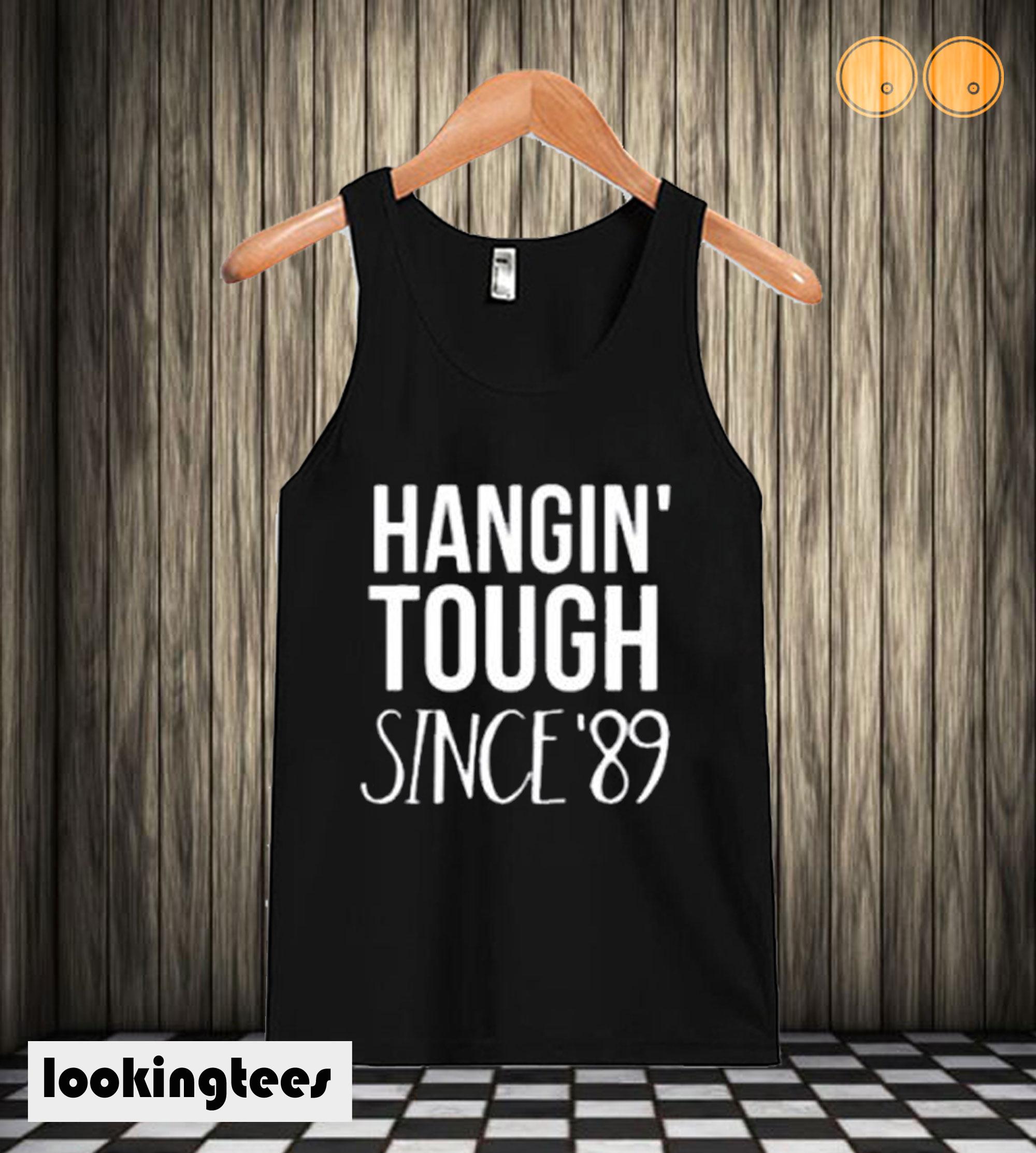 Hangin' Tough Since 89 NKOTB Tanktop