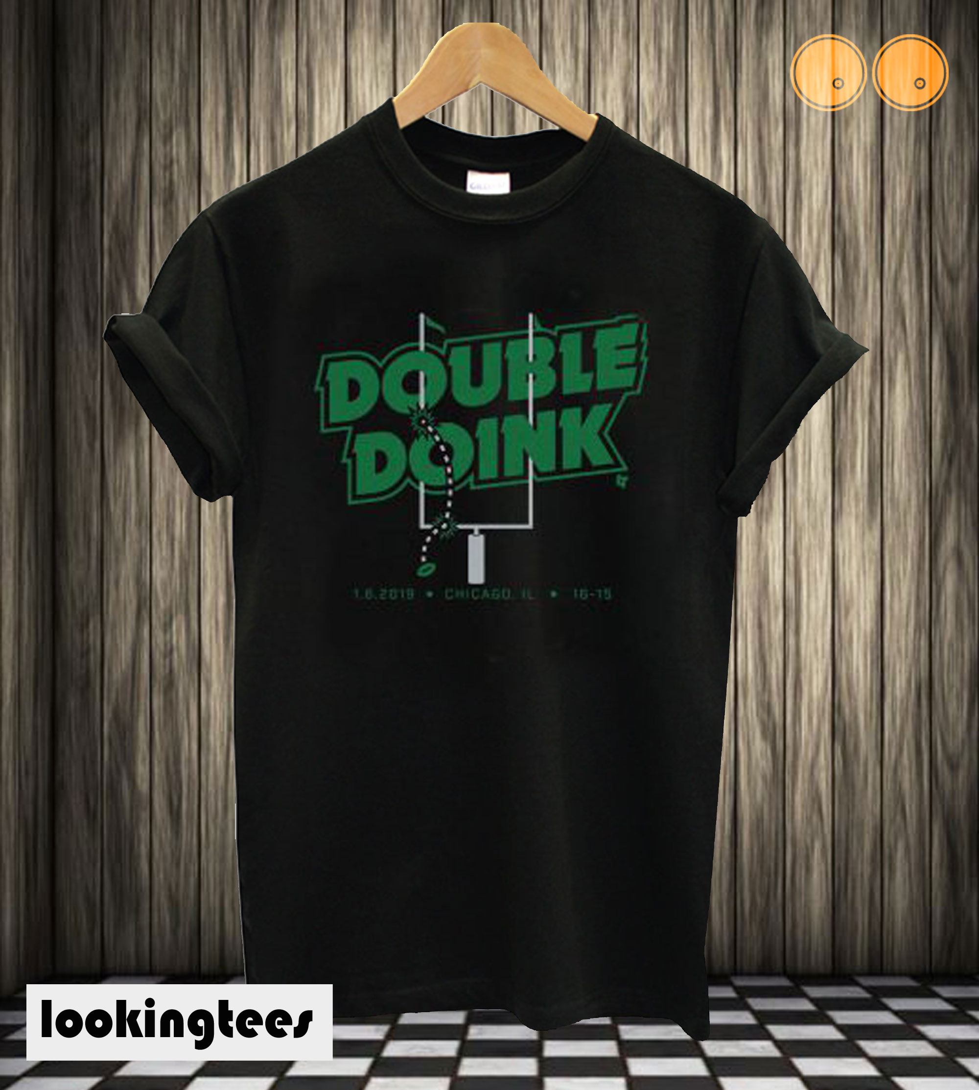 The Double Doink T shirt