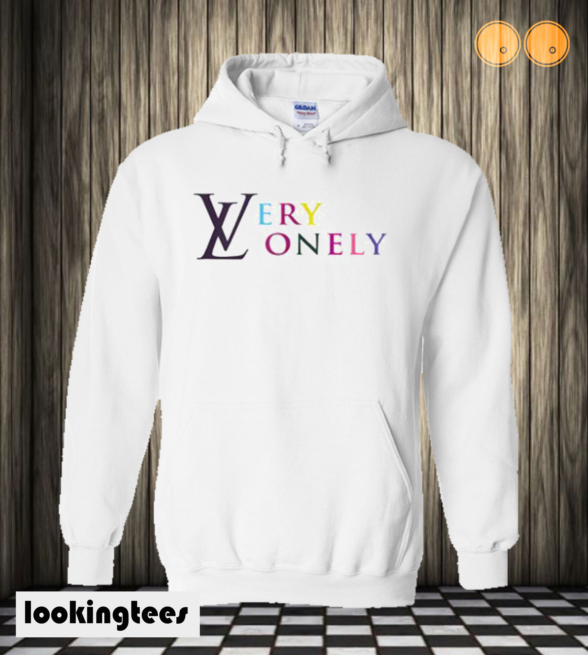Very Lonely Hoodie