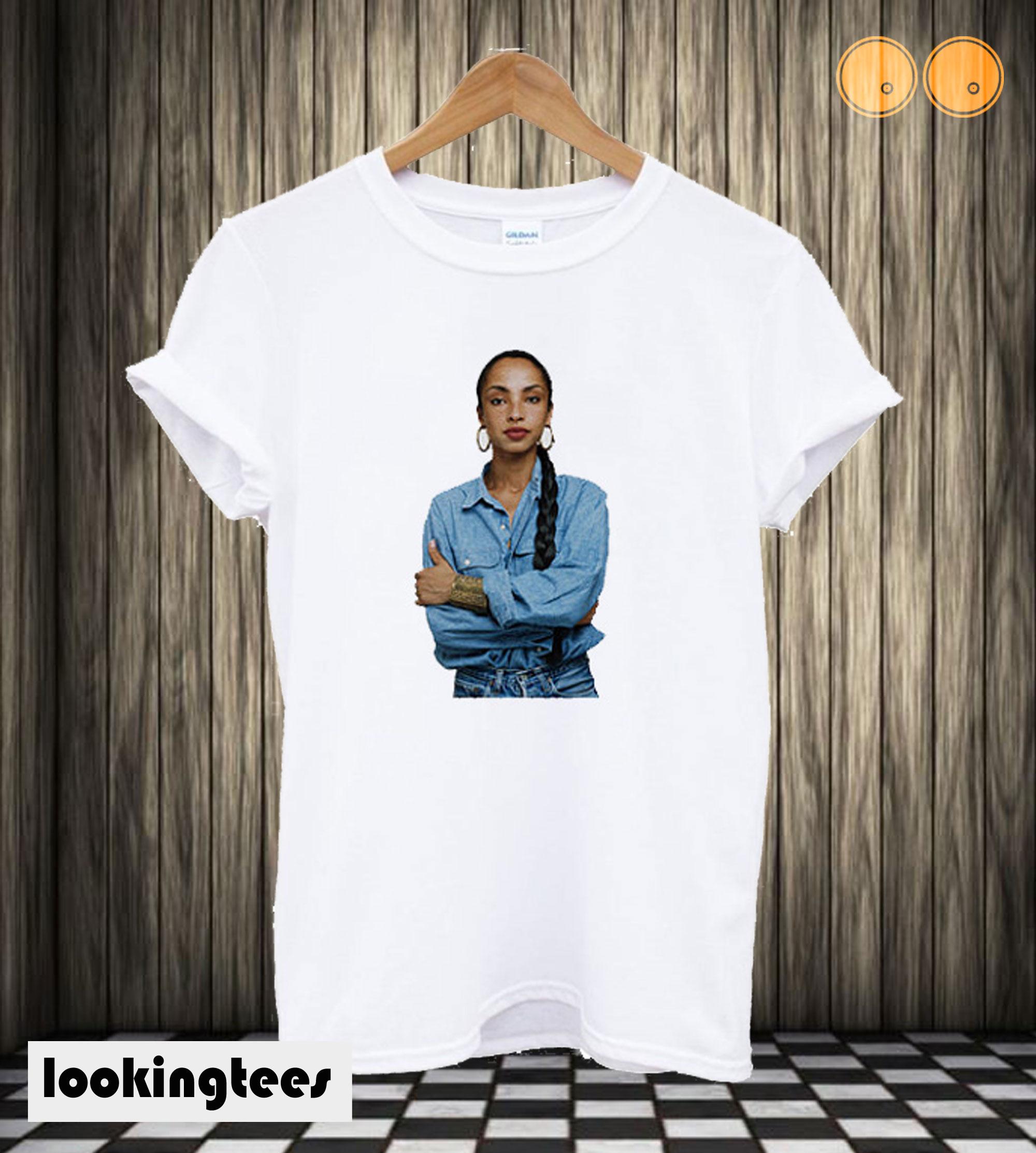 Sade Smooth Operator T shirt