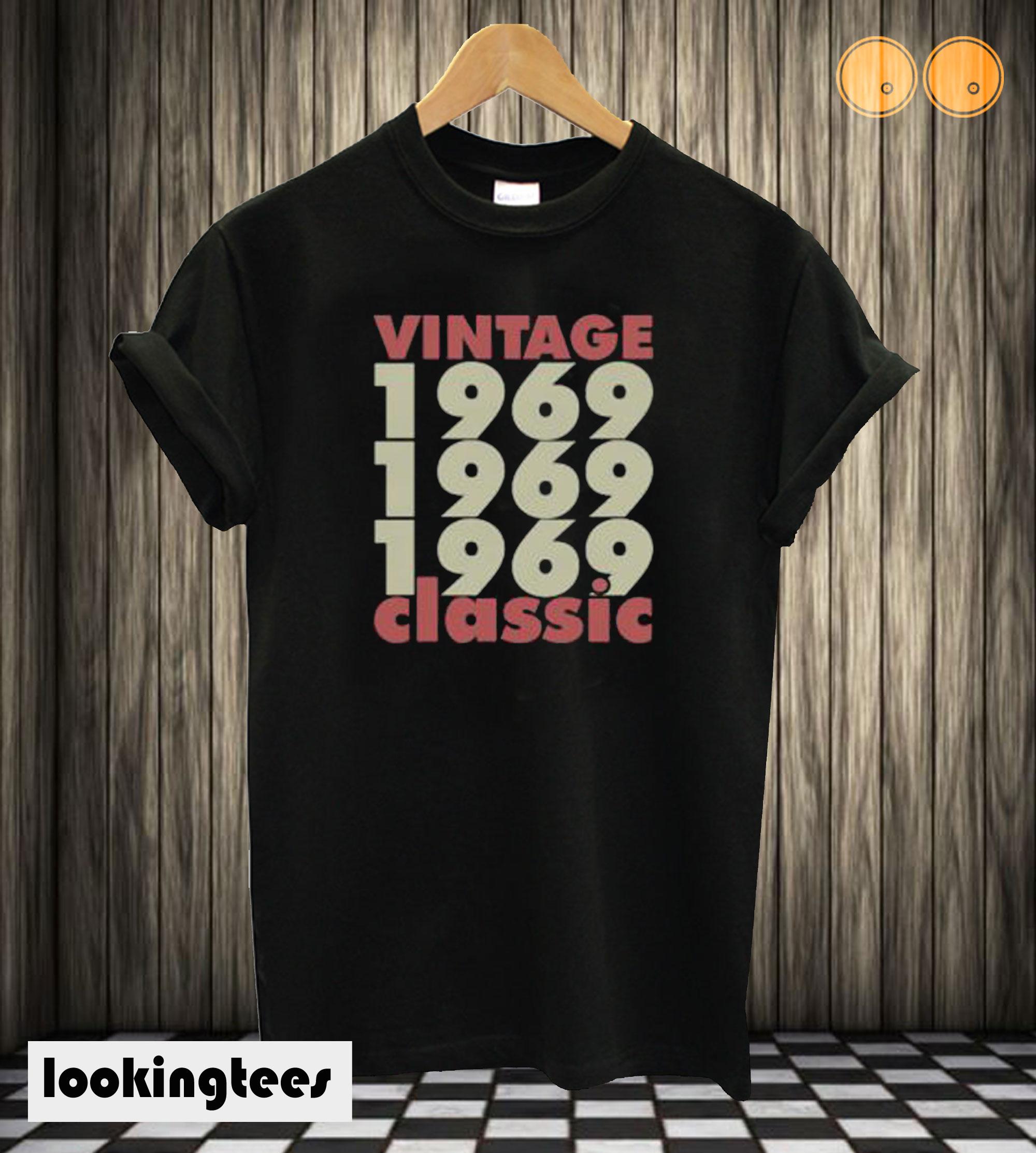 1969 – 2019 50 Years Perfect T-shirt