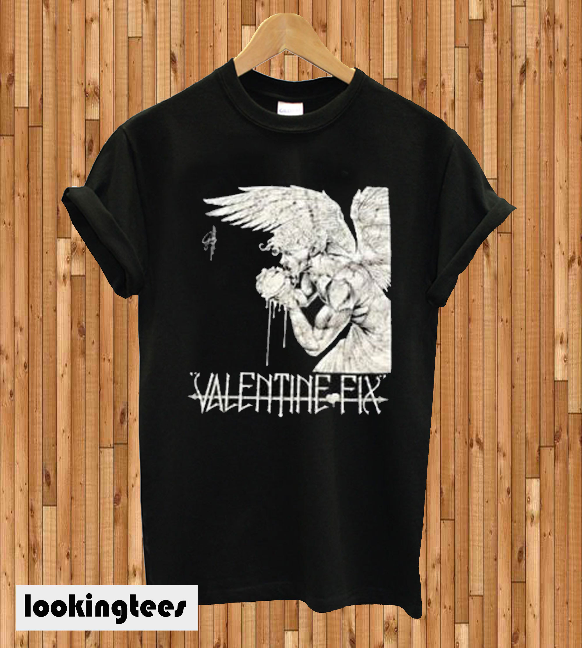 1990s Valentine T-shirt