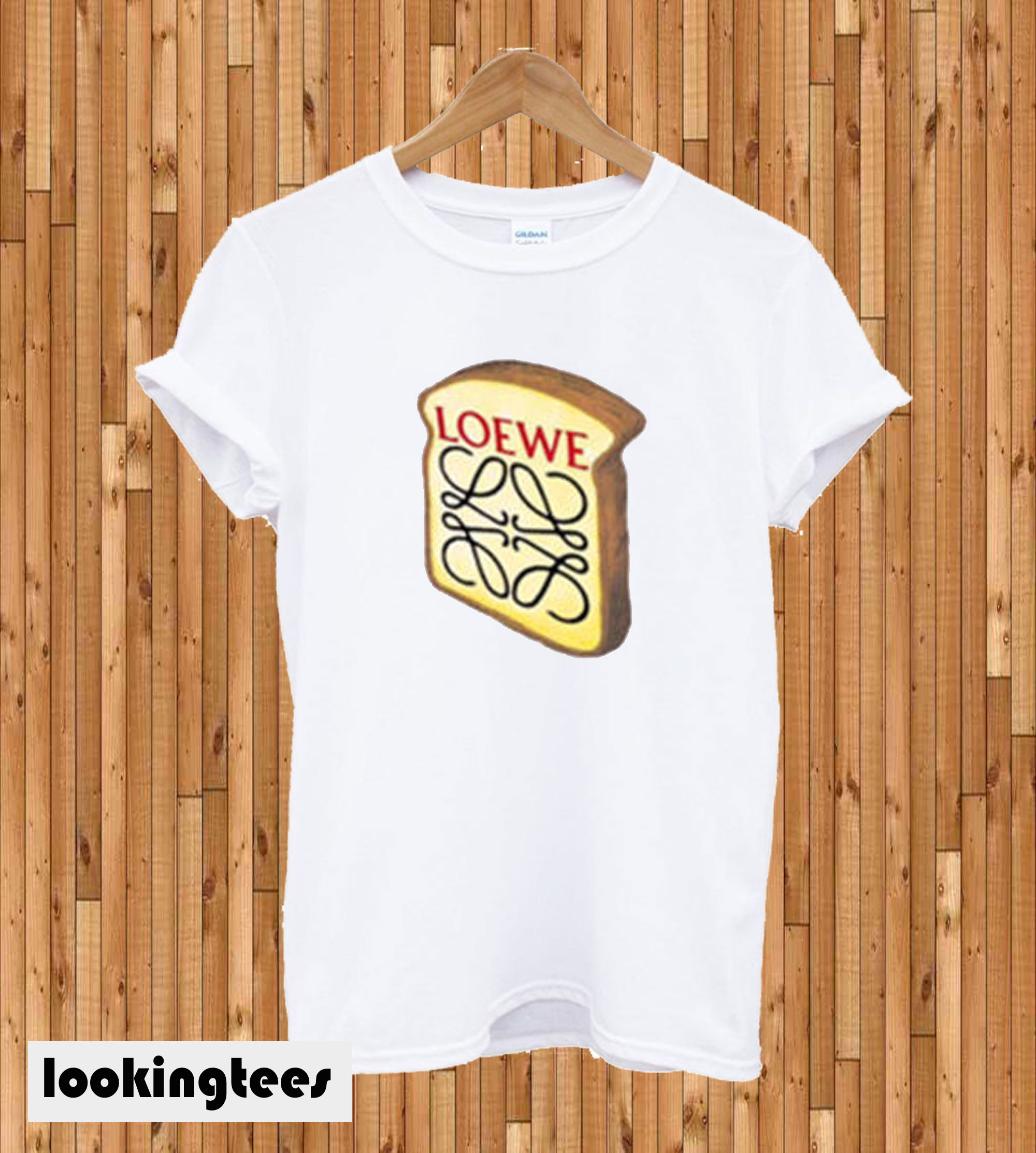 Loewe Toast Bread T-shirt