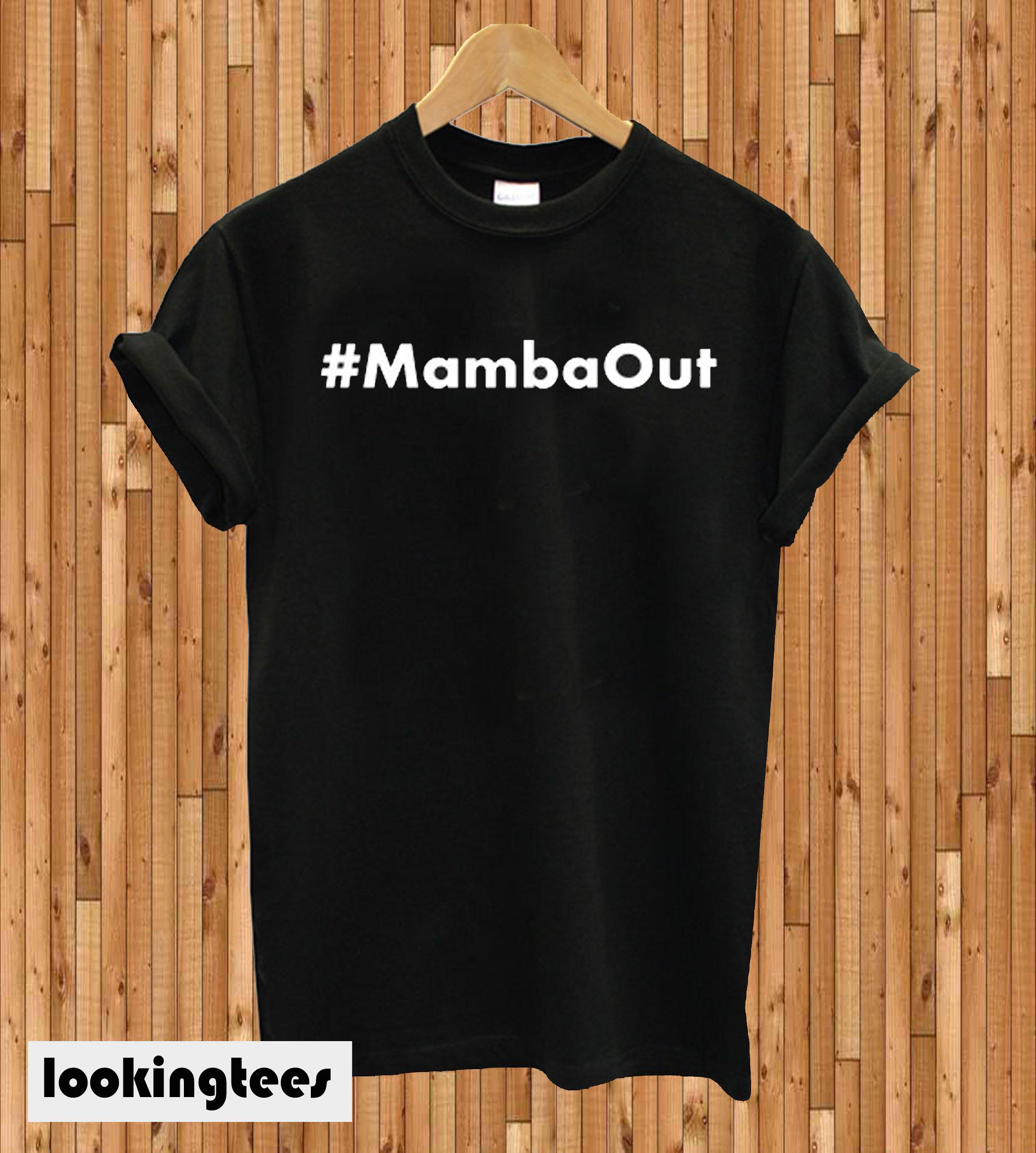 #mambaOut T-shirt