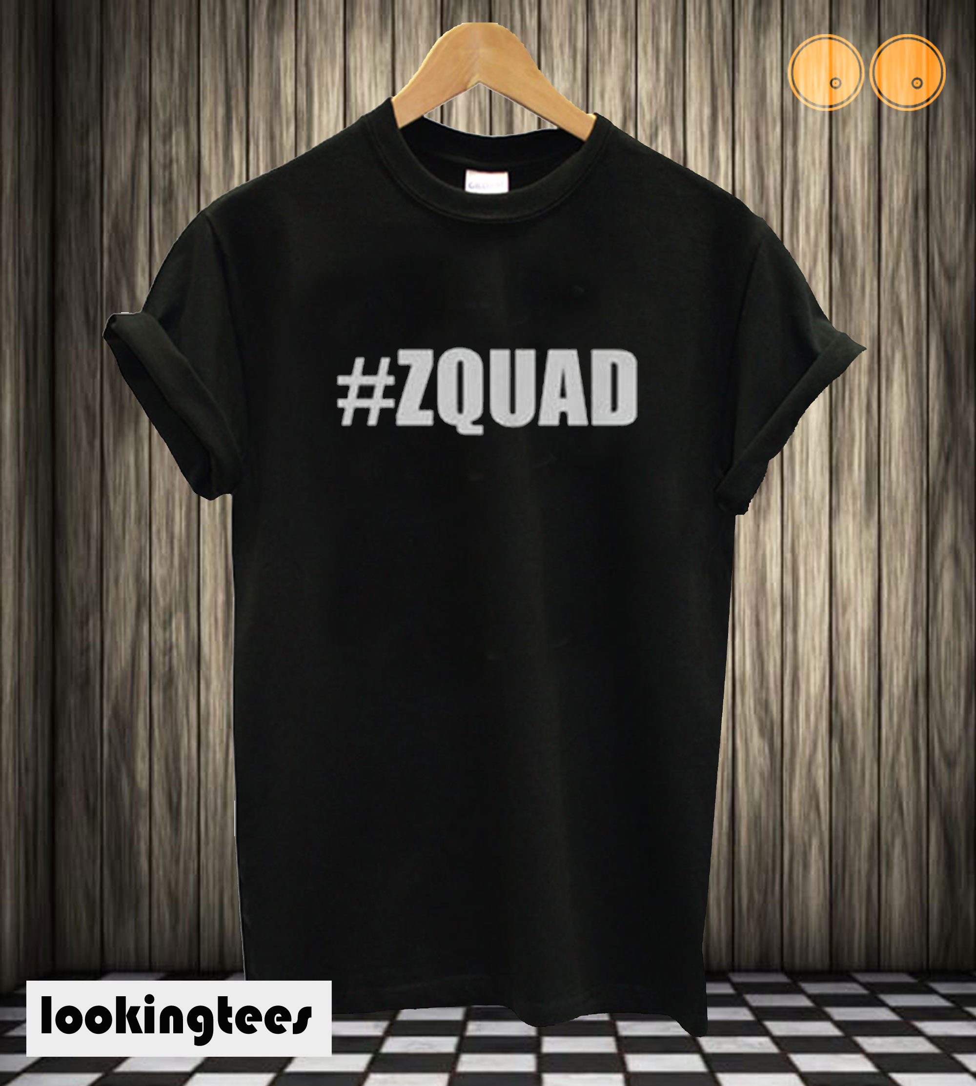 #zquad T-shirt