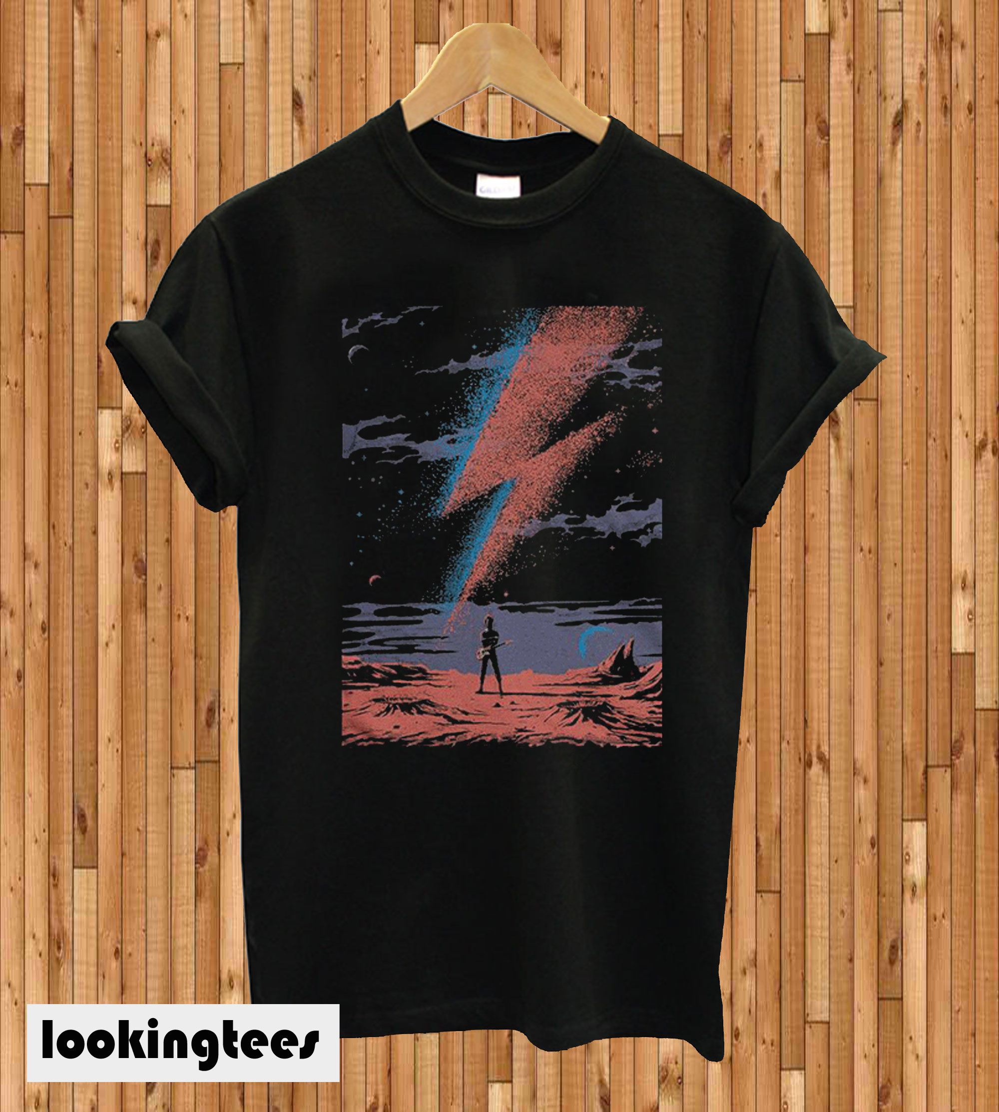 Ziggy Stardust David Bowie T-shirt