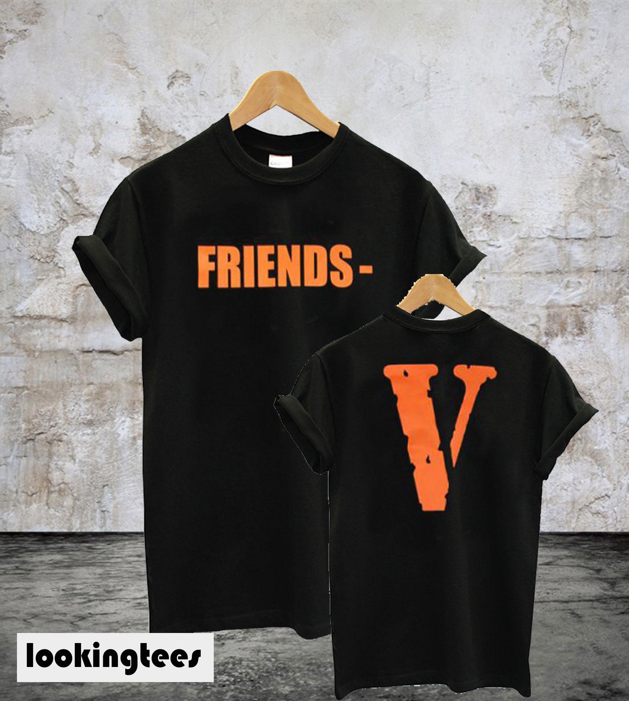 Vlone Friends T-Shirt