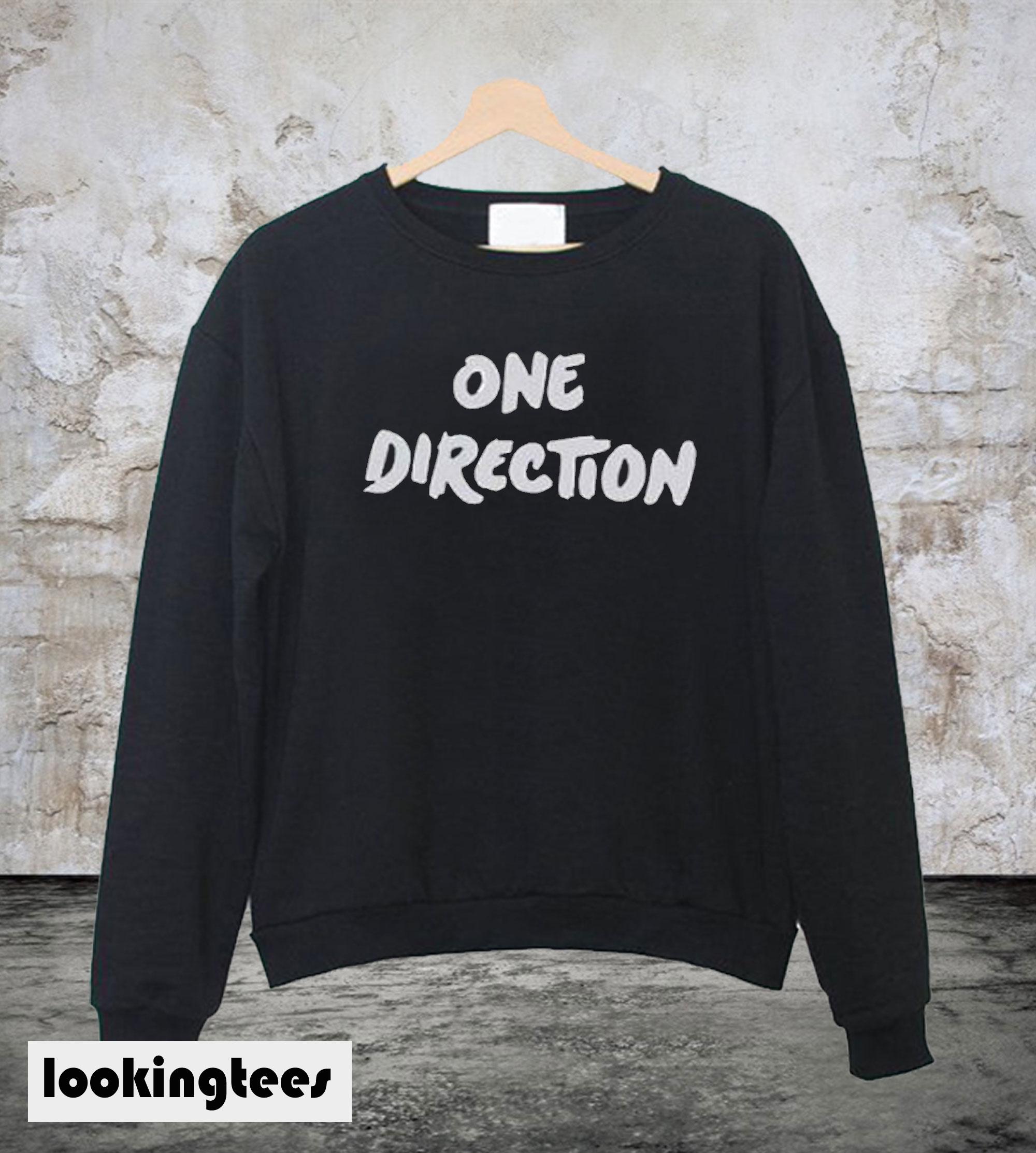 1D One Direction Sweatshirt
